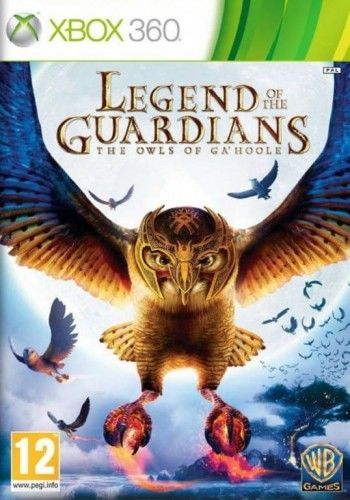 Legend of the Guardians: The Owls of Ga''Hoole X360 Używana