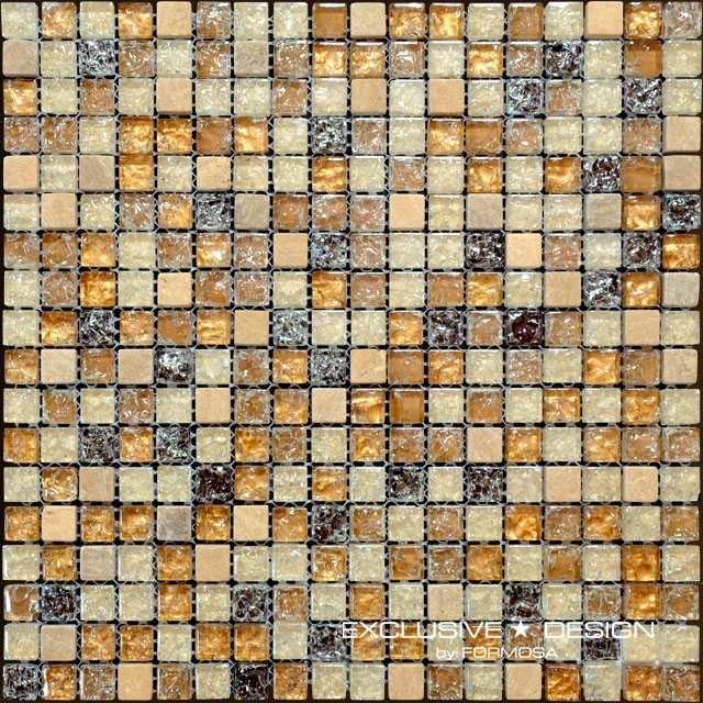 MIDAS - Mozaika szklano-kamienna 8mm A-MMX08-XX-010