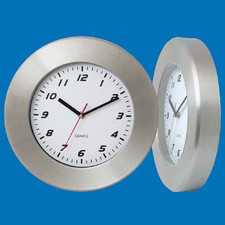 Zegar ścienny ze stali solid #1