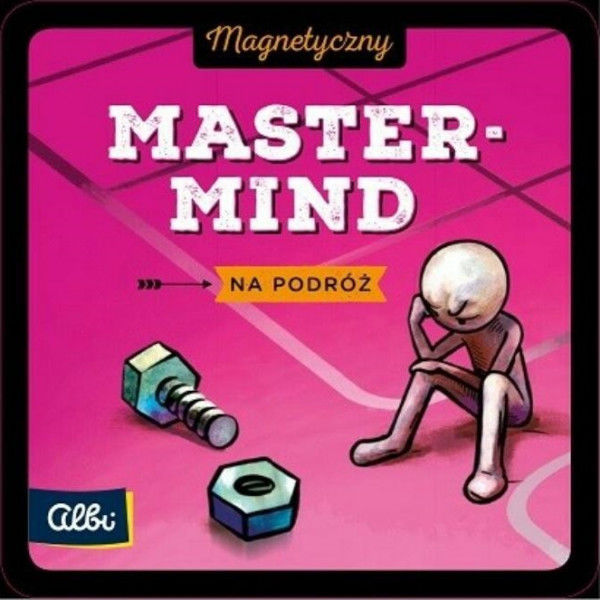Master-Mind. Magnetyczne gry ZAKŁADKA DO KSIĄŻEK GRATIS DO KAŻDEGO ZAMÓWIENIA
