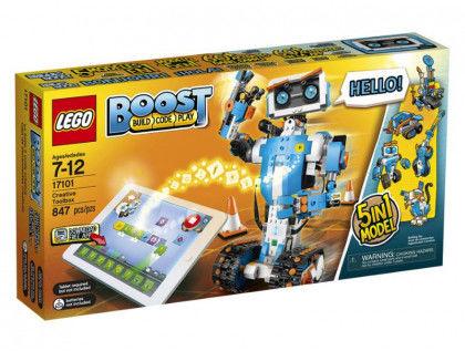 LEGO Boost - Zestaw kreatywny 17101