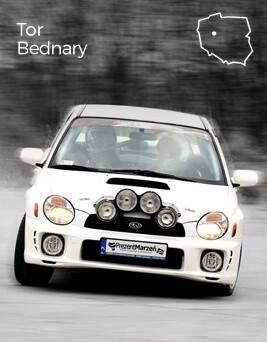 Jazda Subaru Impreza WRX  Bednary