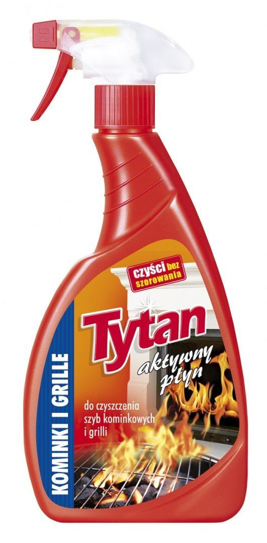 Tytan Spray Kominek I Grill 500ml