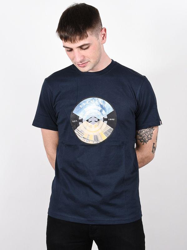 Element AIKEN ECLIPSE NAVY koszulka męska