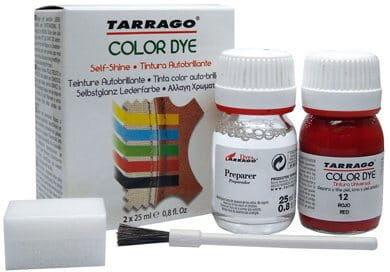 Tarrago Color Dye Farba do skóry 25ml+25ml