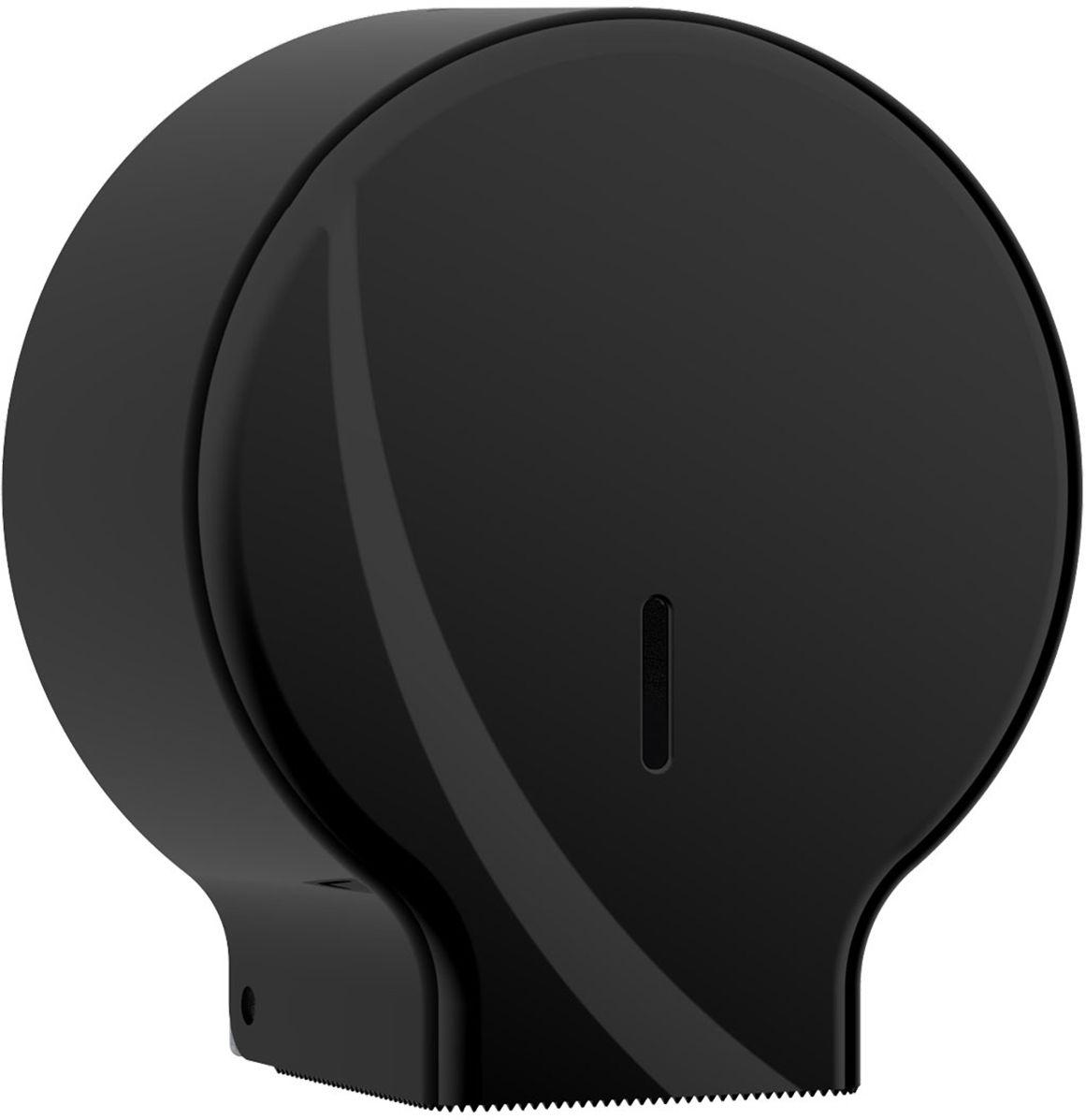 Pojemnik na papier toaletowy Faneco DARK Midi plastik czarny