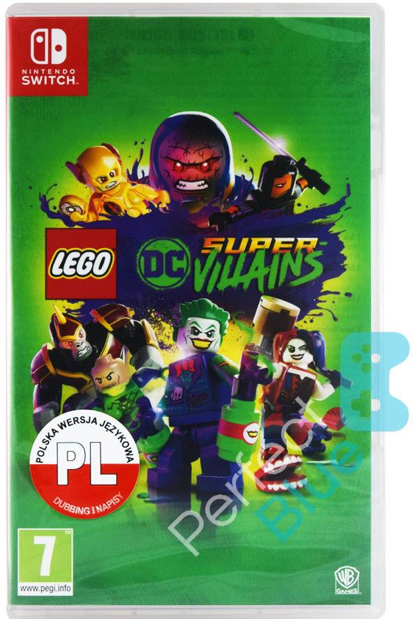 LEGO DC Super-Villains Złoczyńcy / Polski Dubbing / Switch / CH LAND WARSZAWA