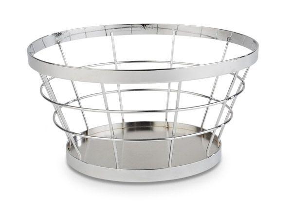 Koszyk okrągły metalowy 210mm różne kolory