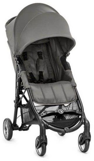 Baby Jogger City Mini Zipp wózek spacerowy steel grey