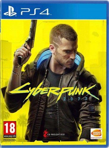 Cyberpunk 2077 PS4 Używana