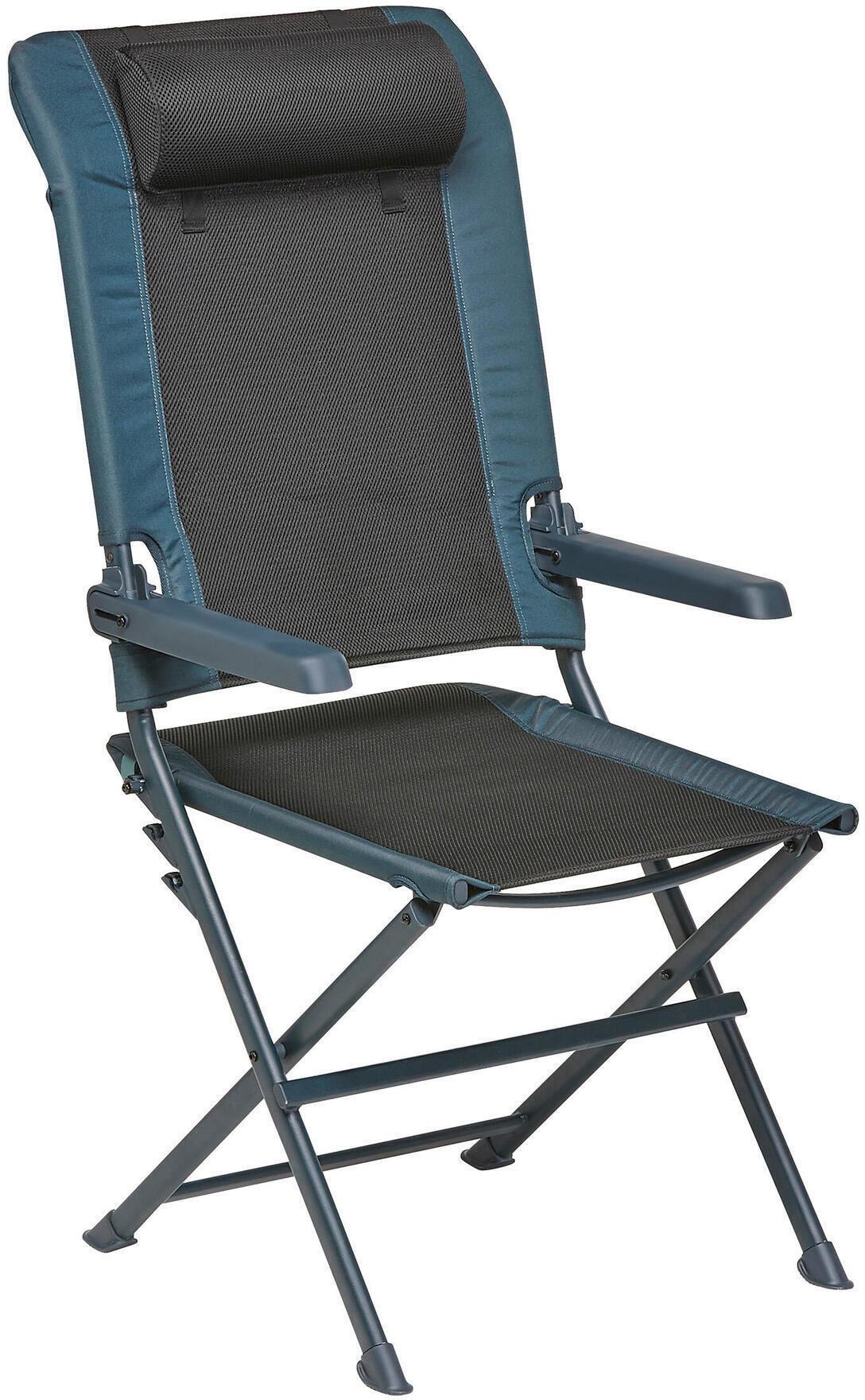 Fotel wielopozycyjny kempingowy - Chill Meal