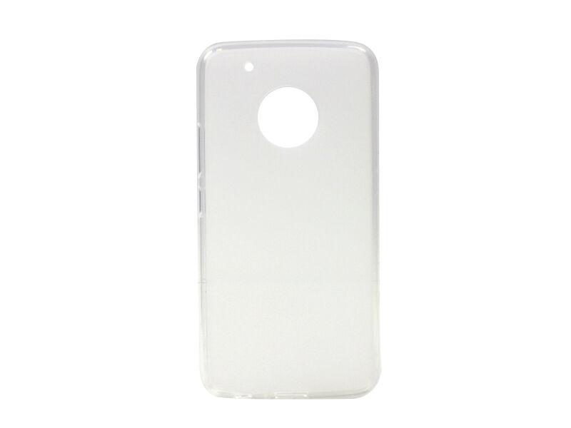 Lenovo Moto G5 - etui na telefon FLEXmat Case - biały