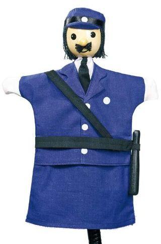Goki 51994 - pacynka policjant