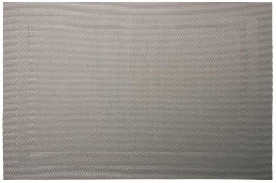 Podkładka na stół PAD prostokątna 43 x 28 cm beżowa