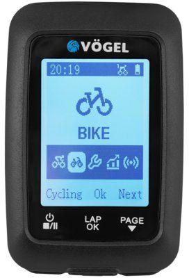 Licznik rowerowy VÖGEL GPS VL7 Dogodne raty! DARMOWY TRANSPORT!