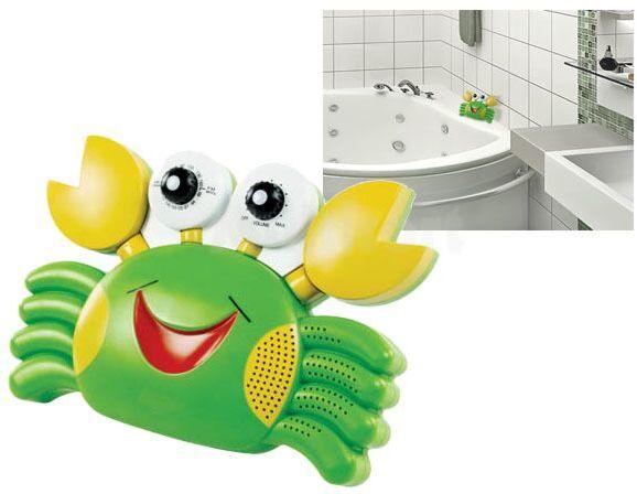 Radio łazienkowe krab