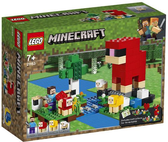 LEGO Minecraft - Hodowla owiec 21153