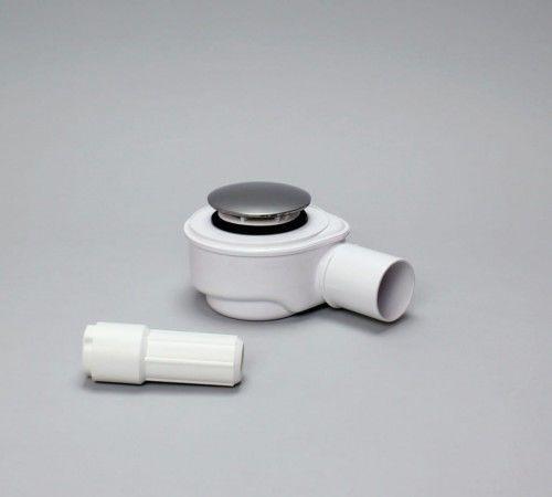 Syfon brodzikowy speed, odpływ ø50, czyszczony od góry