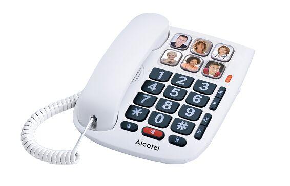 Alcatel TMAX10 Telefon przewodowy
