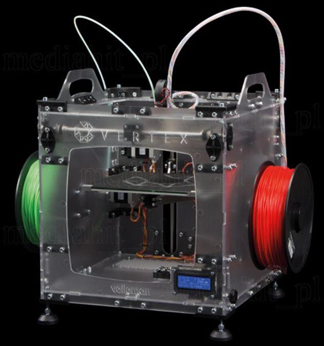 Drukarka 3D Velleman trójwymiarowa K8400