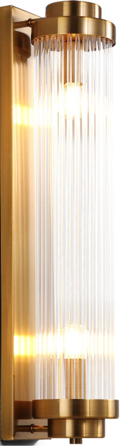 Brass Ionic - kinkiet - kolumna