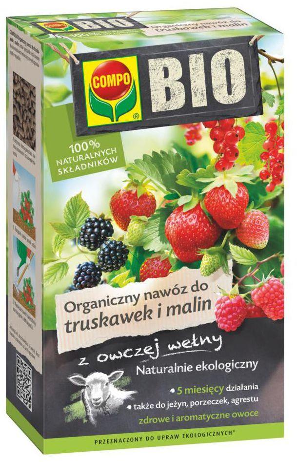 Nawóz do owoców 0,75 kg COMPO BIO
