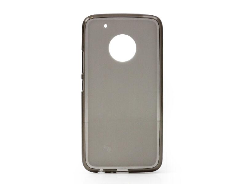 Lenovo Moto G5 Plus - etui na telefon FLEXmat Case - czarny
