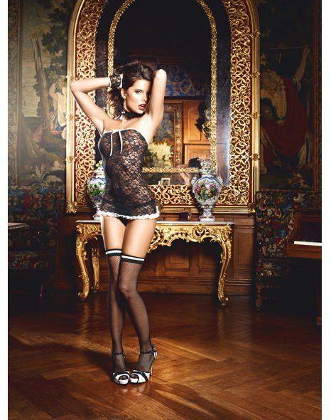 Przebranie pokojówki - Baci Room Service French Maid Set One Size