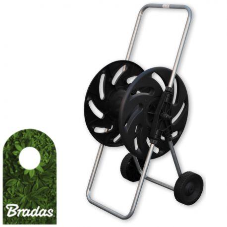 """Wózek na wąż 1/2"""" 80m EUR 80 AG280 Bradas 0625"""