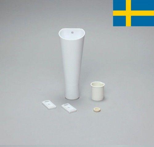 Syfon suchy do odprowadzania kondensatu ø40 mm 1 1/4''