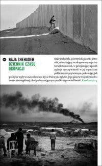 Dziennik czasu okupacji - Raja Shehadeh