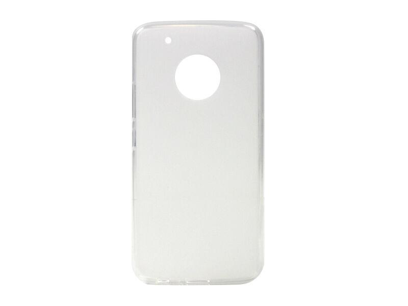 Lenovo Moto G5 Plus - etui na telefon FLEXmat Case - biały
