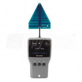 Profesjonalny wykrywacz podsłuchów i kamer PRO-W10GX