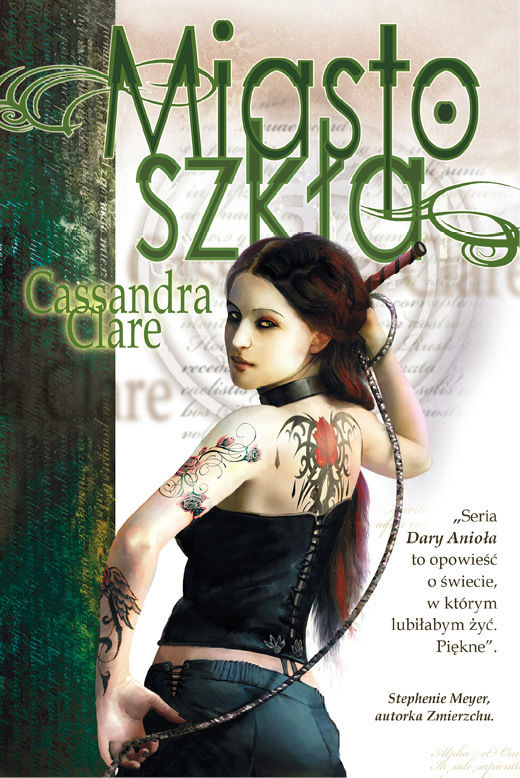 Miasto Szkła - Cassandra Clare - ebook