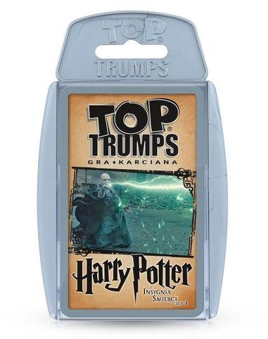 Top Trumps Harry Potter i Insygnia Śmierci Część 2 ZAKŁADKA DO KSIĄŻEK GRATIS DO KAŻDEGO ZAMÓWIENIA