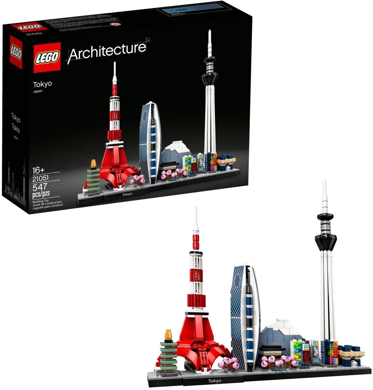 Klocki Lego 21051 Architecture Tokyo