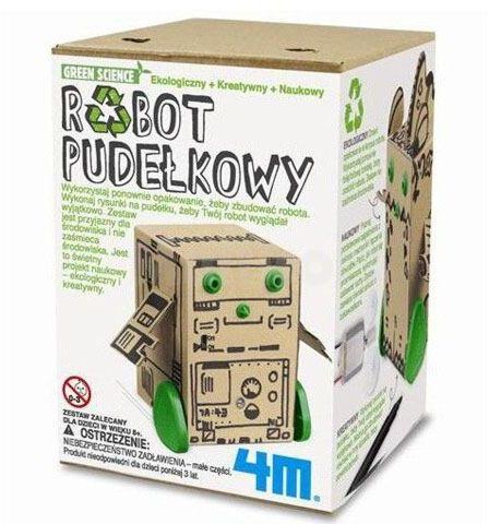 Robot pudełkowy (do montażu)