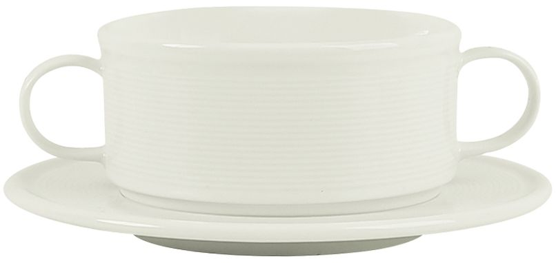 Bulionówka porcelanowa poj. 275 ml Line
