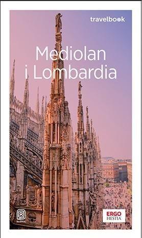 Mediolan i Lombardia Travelbook ZAKŁADKA DO KSIĄŻEK GRATIS DO KAŻDEGO ZAMÓWIENIA