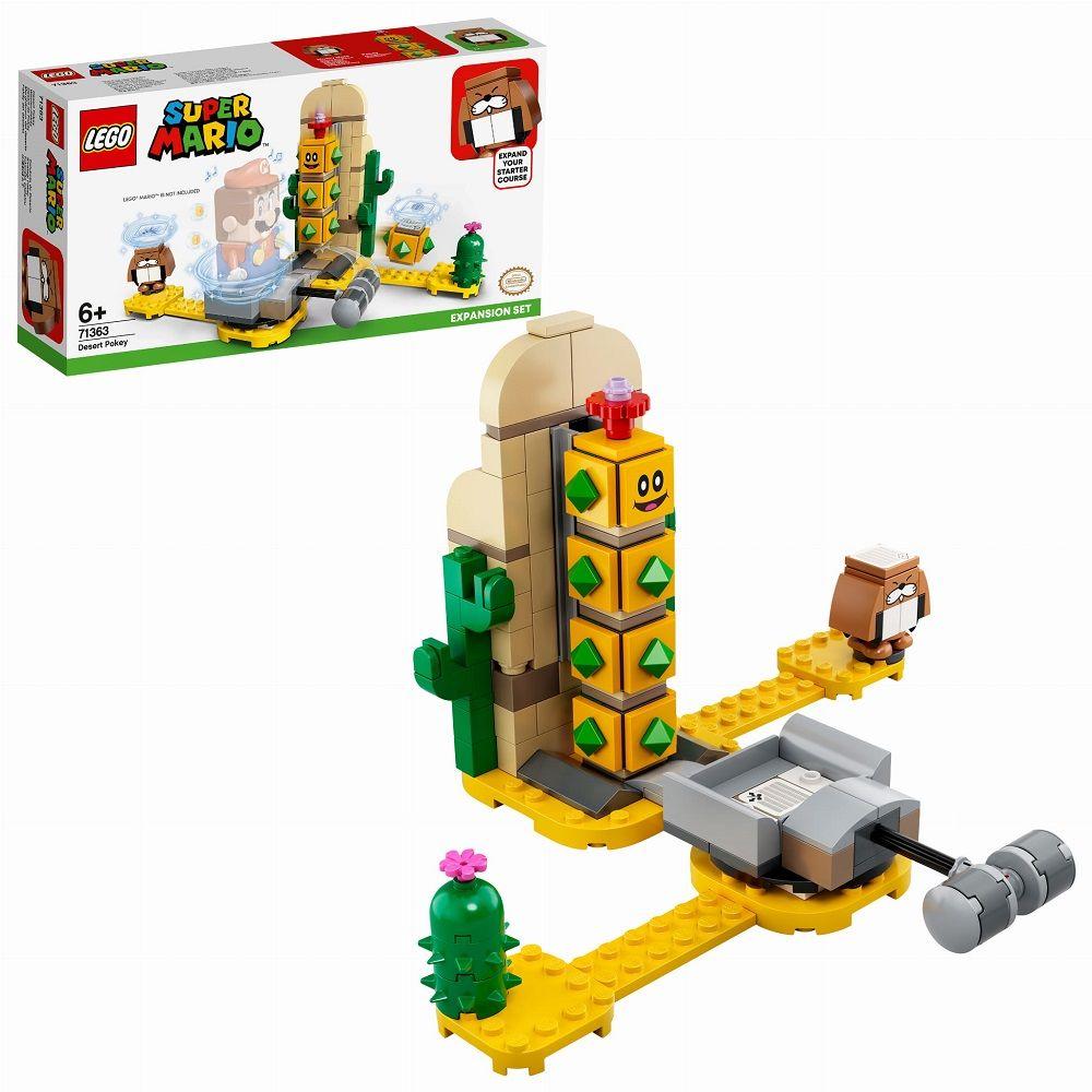 Klocki Lego 71363 Super Mario Pustynny Pokey