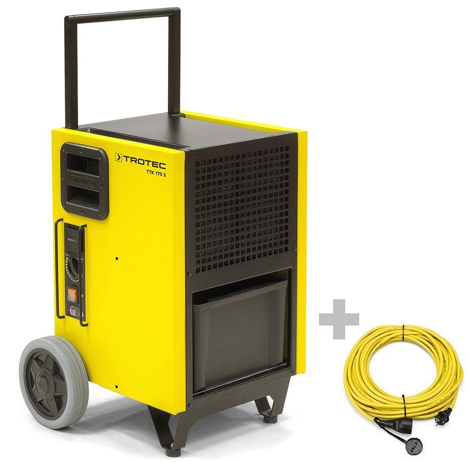 Osuszacz powietrza TTK 175 S + Przedłużacz Profi 20 m / 230 V / 2,5 mm