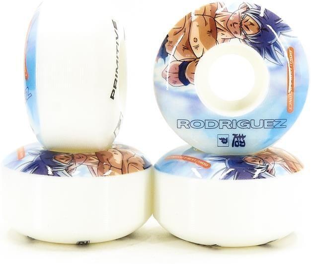 kółka PRIMITIVE (DRAGON BALL SUPER) RODRIGUEZ ULTRA INSTINCT PRO WHEELS White