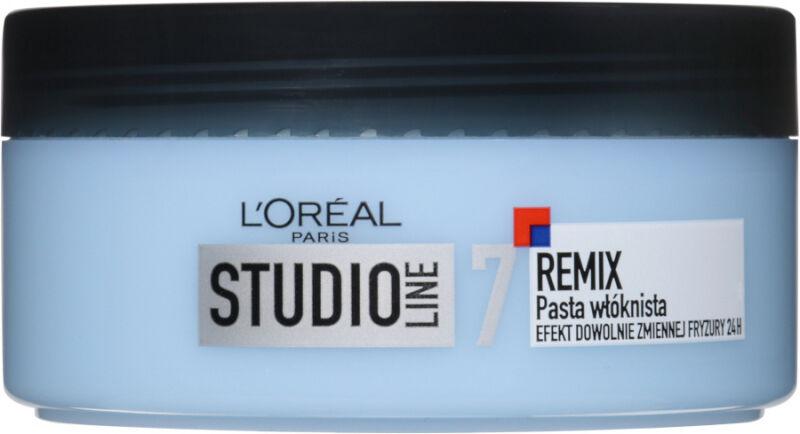 L Oréal - STUDIO LINE 7 - REMIX - Włóknisty krem modelujący do włosów - 150 ml
