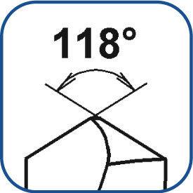 wiertło do metalu HSS Super wydłużone 4,2-119/78mm Alpen [0055100420100]