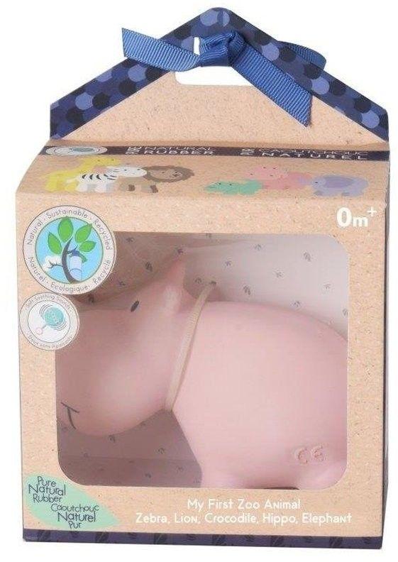 Gryzak Zabawka Hipopotam zoo w Opakowani u