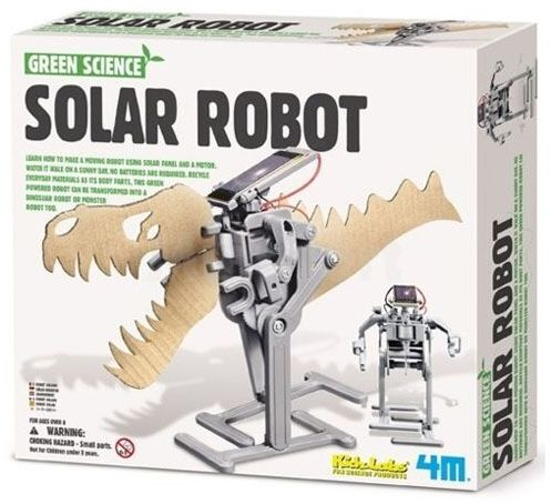Robot solarny (do montażu)