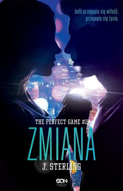 Zmiana The Perfect Game 2 ZAKŁADKA DO KSIĄŻEK GRATIS DO KAŻDEGO ZAMÓWIENIA
