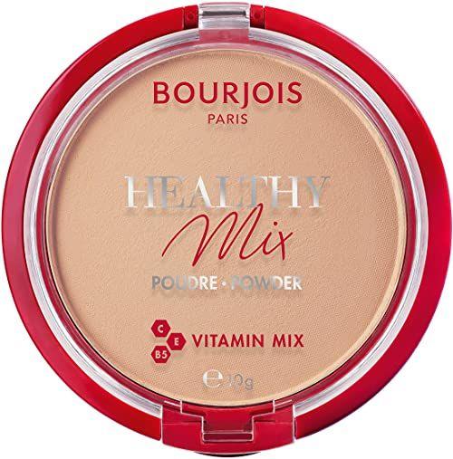 Bourjois Healthy Mix matujący puder w kamieniu z witaminami, nr 04 Golden Beige