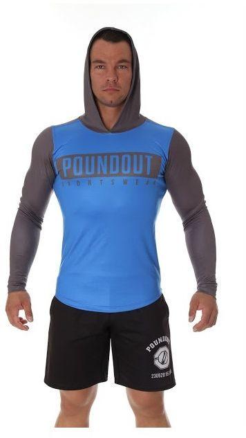 Poundout bluza taliowana z kapturem SKY DRY EXPERT