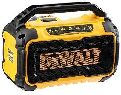akumulatorowy głośnik budowlany z Bluetooth, USB, 10,8V/14,4V/18V DeWALT [DCR011]
